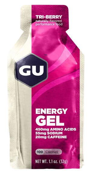 GU Energy Gel Tri Berry
